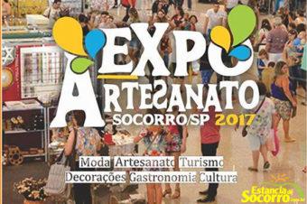 EXPO Artesanato 2017 em Socorro/SP