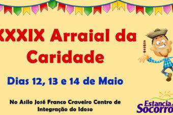 Festa do Asilo 2017 em Socorro/SP
