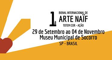 Bienal Internacional de Arte Naïf Totem Cor-Ação em Socorro 2017