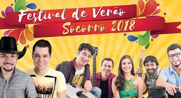 Festival de Verão 2018 em Socorro/SP