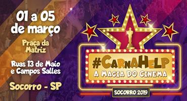 Carnaval 2019 em Socorro/SP
