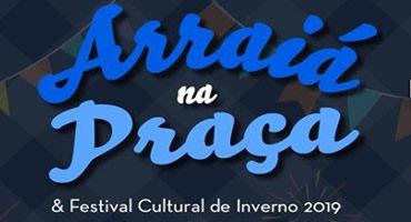 Arraiá na Praça e Festival de Inverno 2019 em Socorro/SP