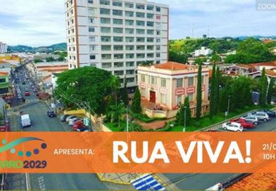 Projeto Rua Viva em Socorro/SP
