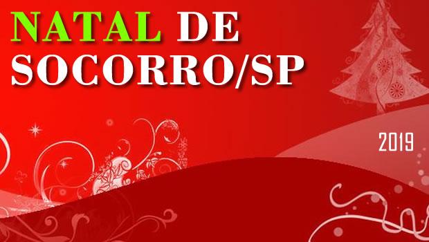 Natal 2019 em Socorro/SP