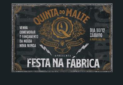 Festa na Fábrica na Cervejaria Quinta do Malte em Socorro/SP