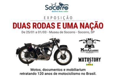 Exposição de Motos em Socorro/SP