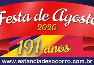 Festa de Agosto 2020 em Socorro/SP